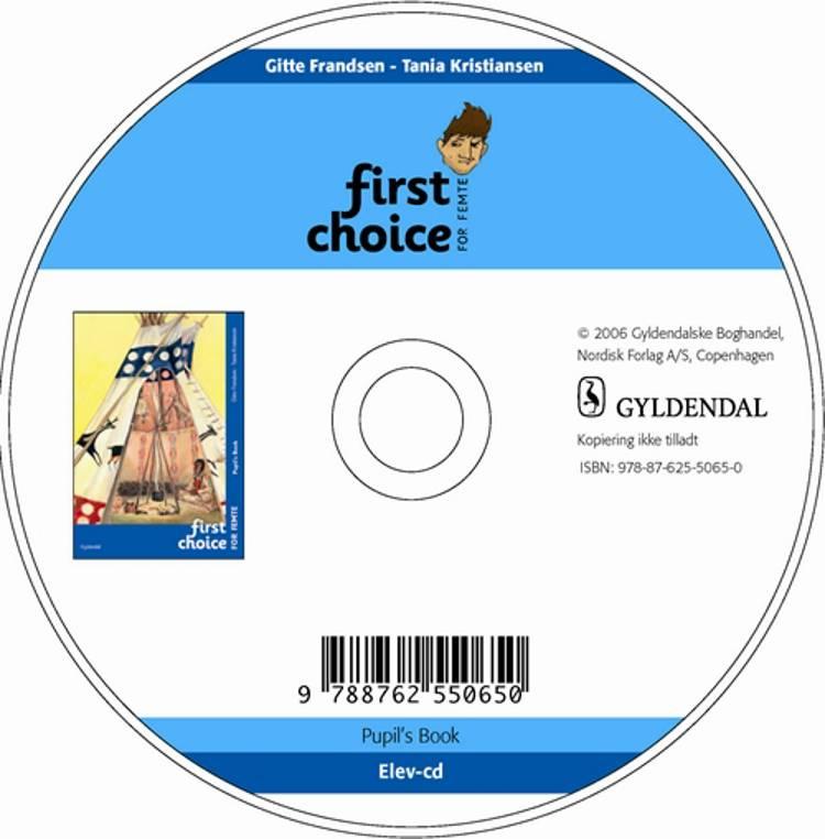 First Choice for 5. Klasse af Gitte Frandsen og Tania Kristiansen