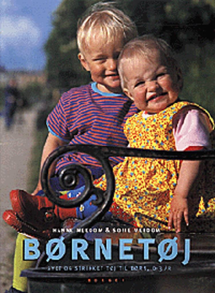 Børnetøj af Hanne Meedom