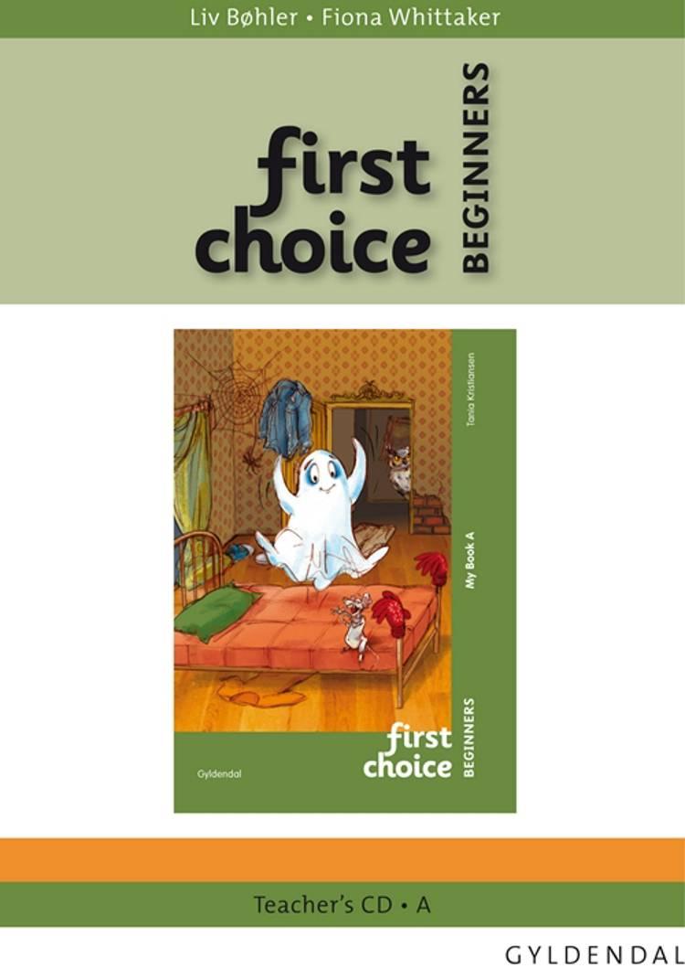 First Choice Beginners Teacher´s CD A af Tania Kristiansen