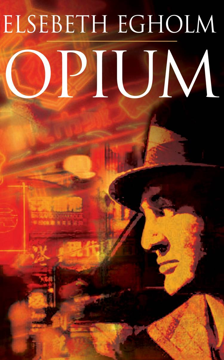 Opium af Elsebeth Egholm