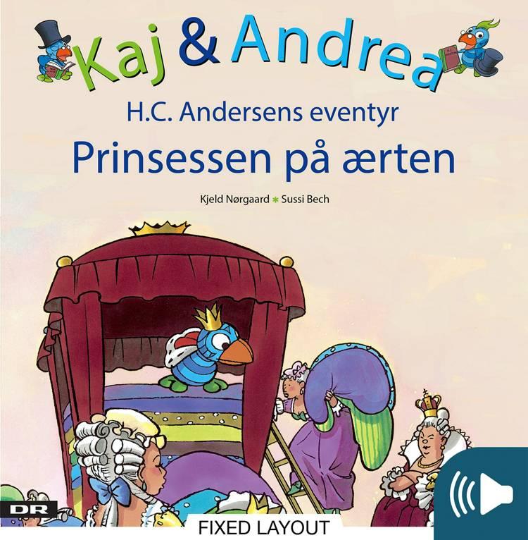 Prinsessen på ærten af Kjeld Nørgaard