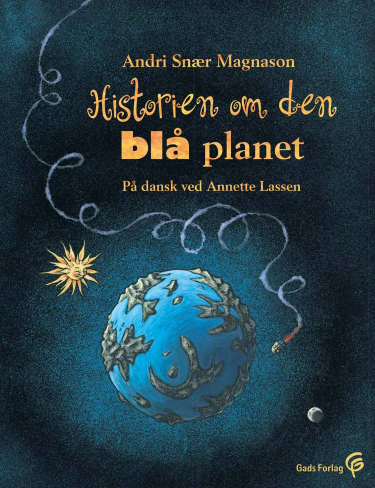 Historien om den blå planet af Andri Snær Magnason