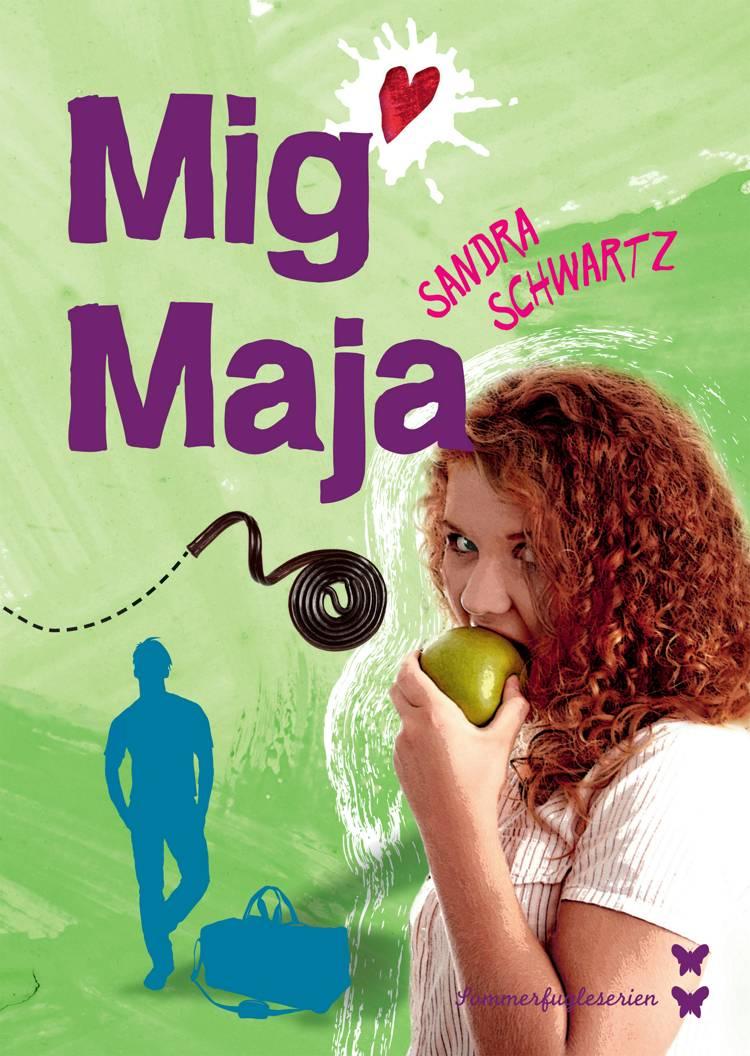 Mig Maja af Sandra Schwartz