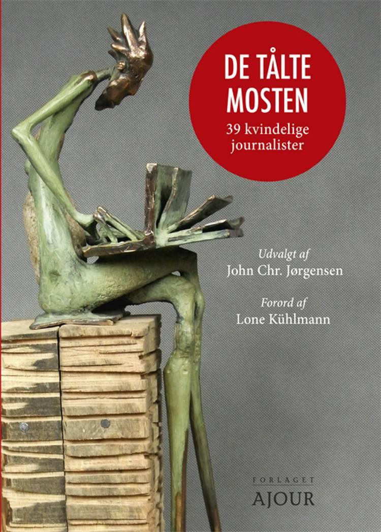 De tålte mosten af John Chr. Jørgensen, Jørgensen og Redaktør John Chr