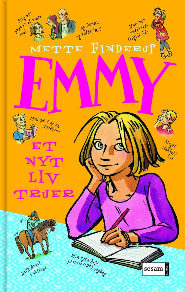 Emmy - Et nyt liv truer af Mette Finderup