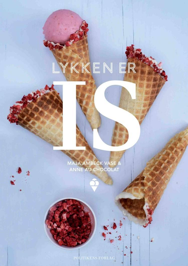 Lykken er is af Maja Ambeck Vase og Anne Moltke Hansen
