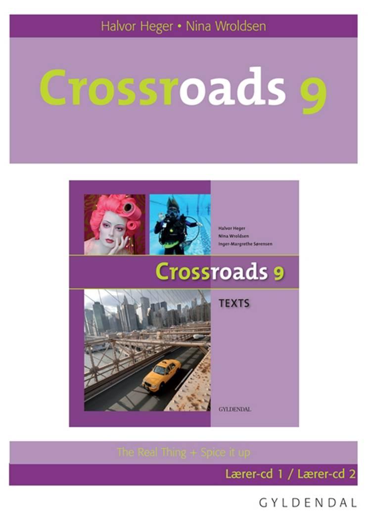 Crossroads 9 - Lærer-cd af Inger-Margrethe Sørensen