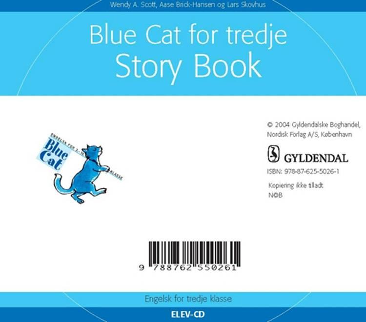 Blue Cat for 3. - Elev CD af Wendy A. Scott