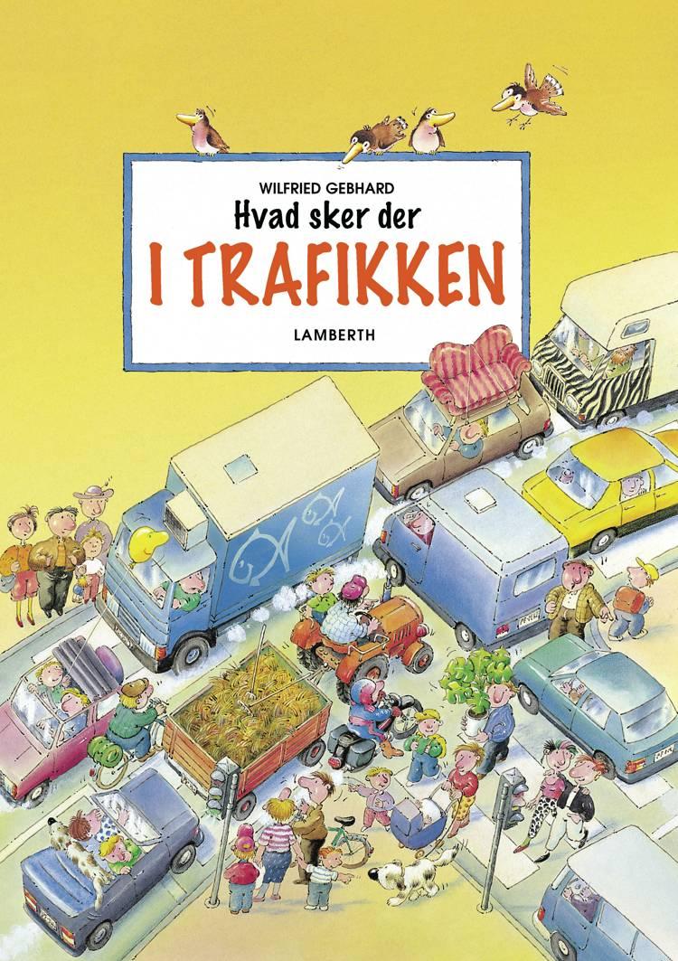 Hvad sker der i trafikken af Wilfried Gebhard