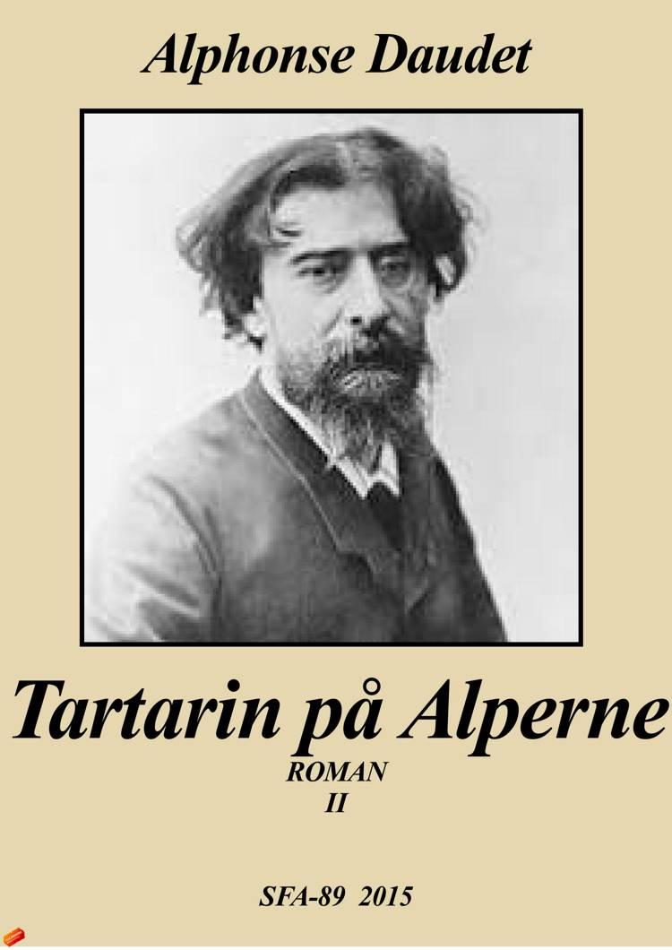 Tartarin på Alperne af Alphonse Daudet