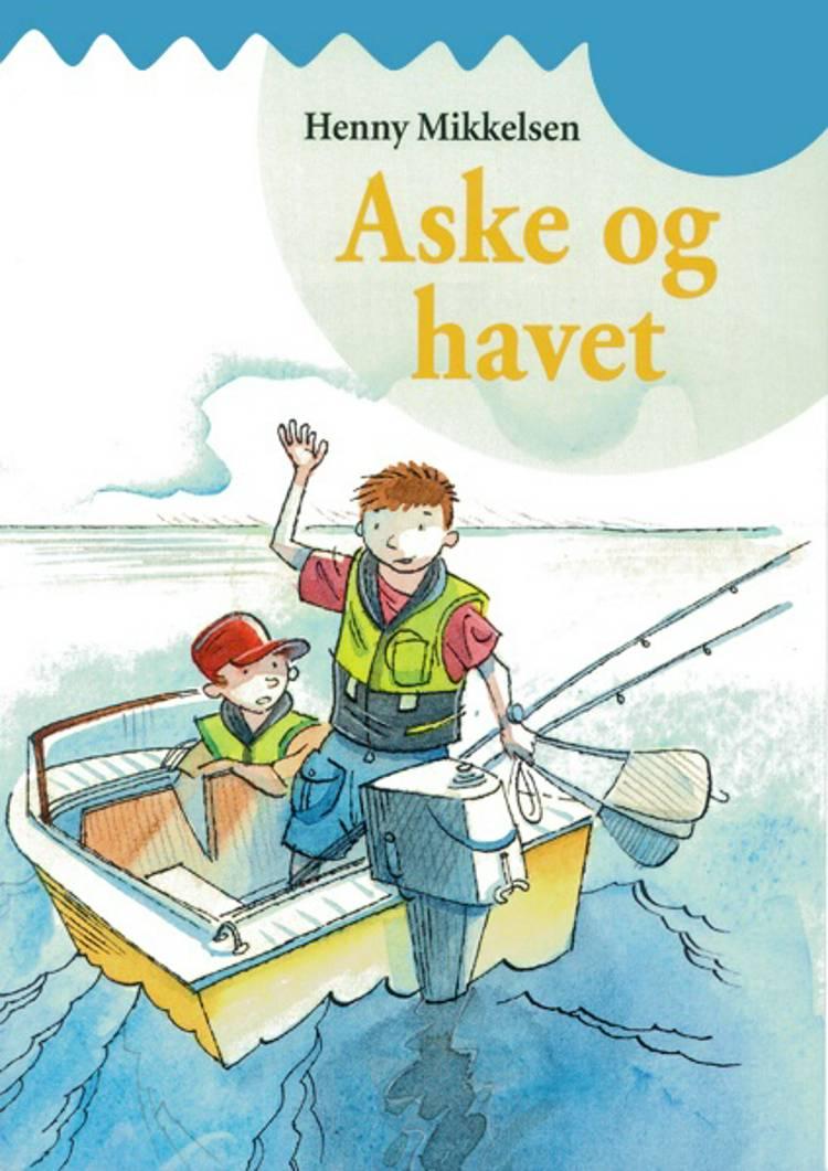 Aske og havet af Henny Mikkelsen