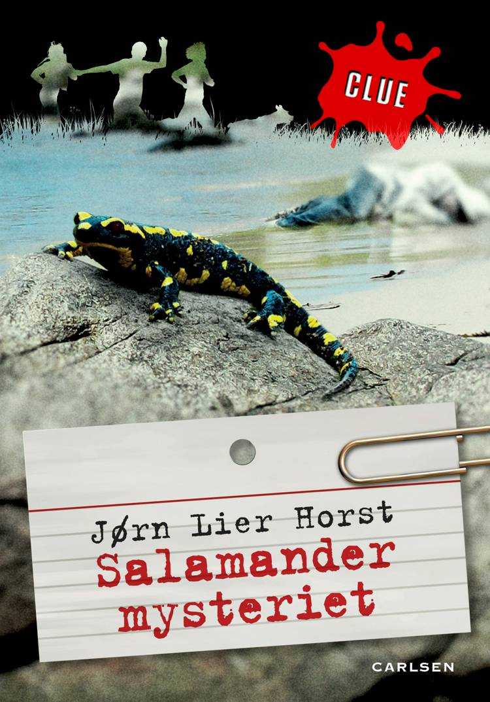 Salamandermysteriet af Jørn Lier Horst