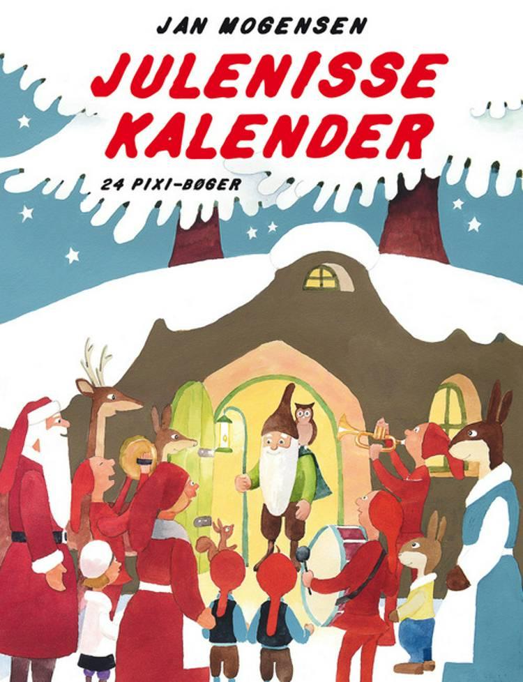 Julenisse kalender af Jan Mogensen