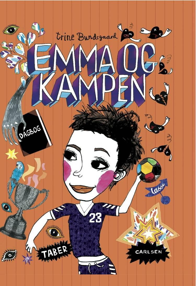 Emma og kampen af Trine Bundsgaard
