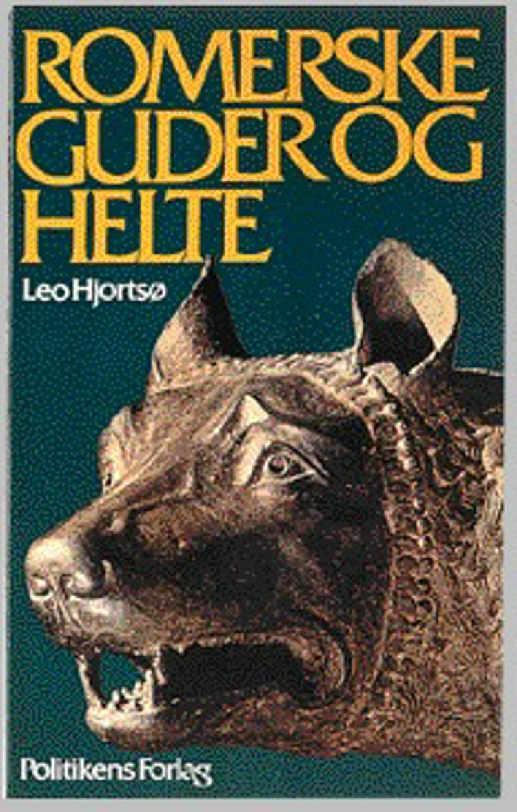 Romerske guder og helte af Leo Hjortsø