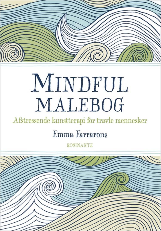 Mindful malebog af Emma Farrarons