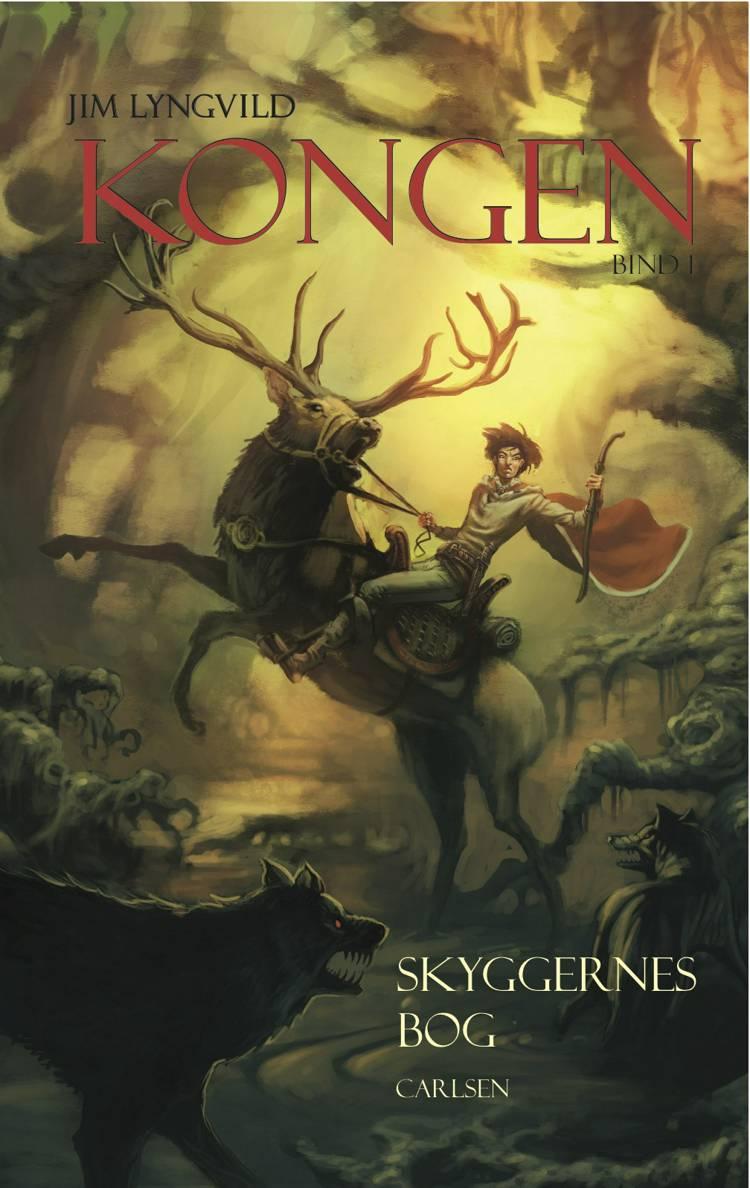 Skyggernes bog af Jim Lyngvild