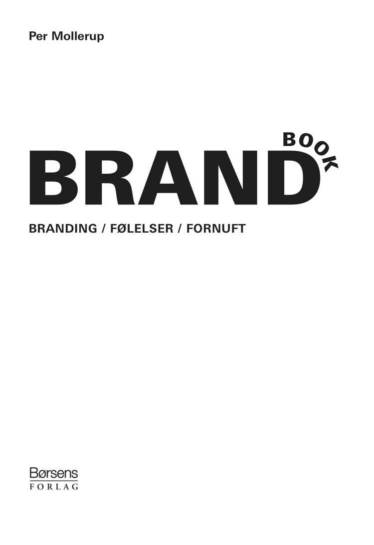 Brandbook af Per Mollerup