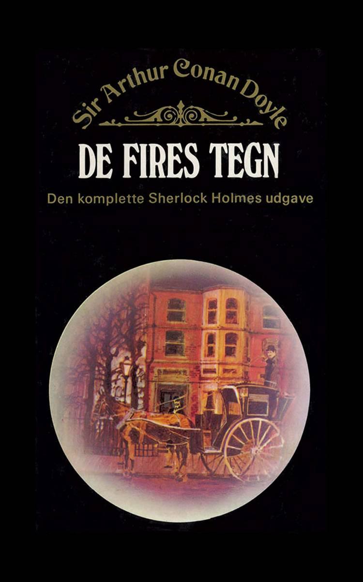 De fires tegn af Arthur Conan Doyle