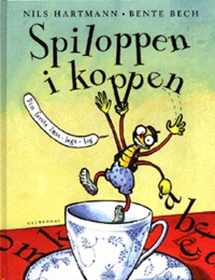 Spiloppen i koppen af Nils Hartmann og Bente Bech