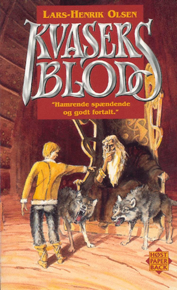 Kvasers blod af Lars-Henrik Olsen
