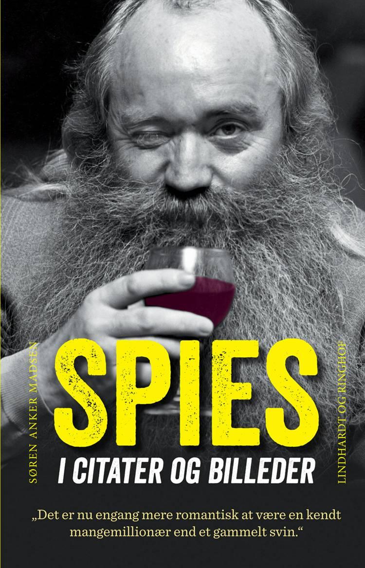 spies i citater og billeder Spies   i citater og billeder af Søren Anker Madsen – anmeldelser  spies i citater og billeder