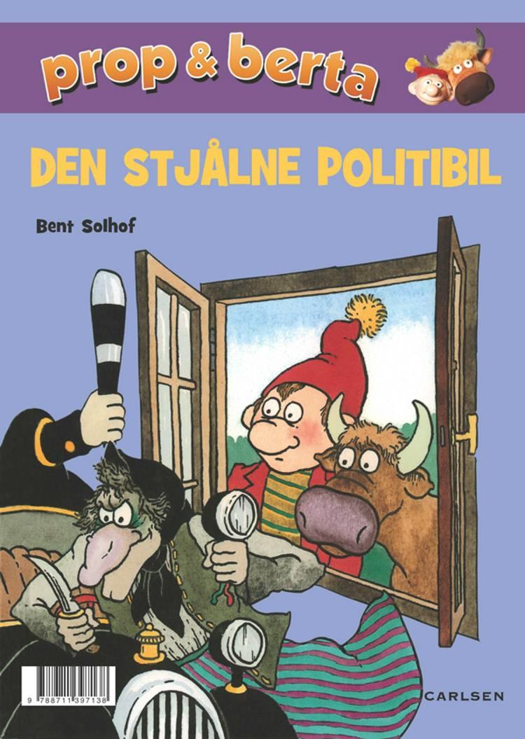 Den stjålne politibil af Bent Solhof