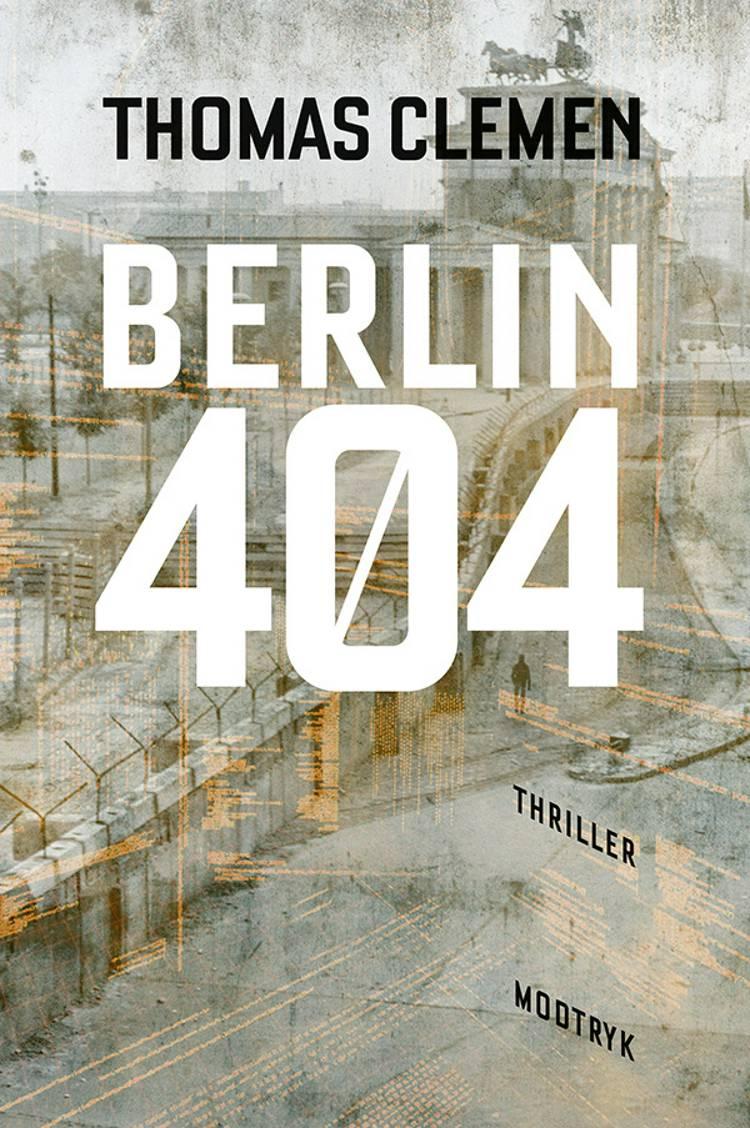 Berlin 404 af Thomas Clemen
