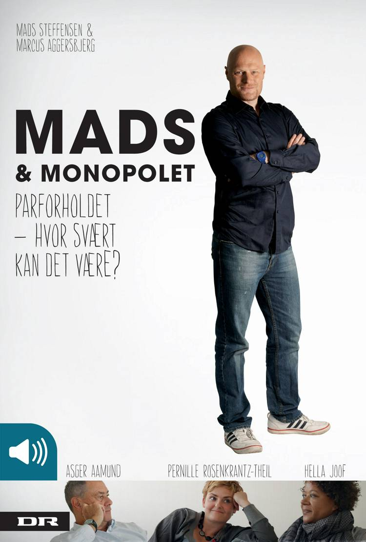 Mads & monopolet af Marcus Aggersbjerg, Mads Steffensen, Pernille Rosenkrantz-Theil, Hella Joof og Asger Aamund m.fl.