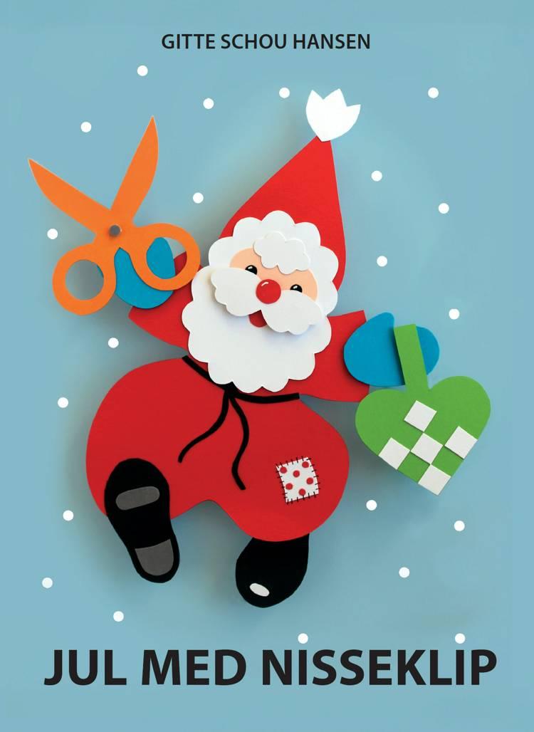 Jul med nisseklip af Gitte Schou Hansen