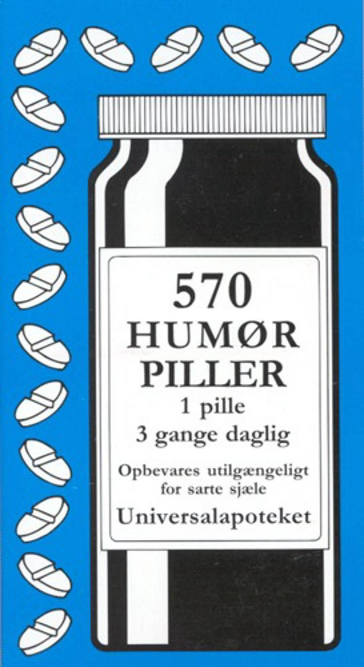 570 humørpiller af Jacob Wisby