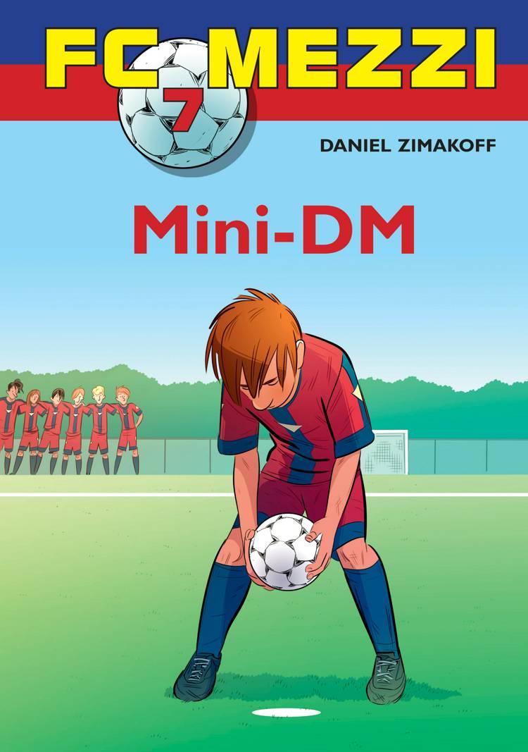 Mini-DM af Daniel Zimakoff