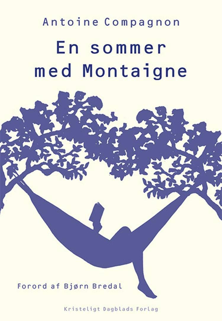 En sommer med Montaigne af Antoine Compagnon