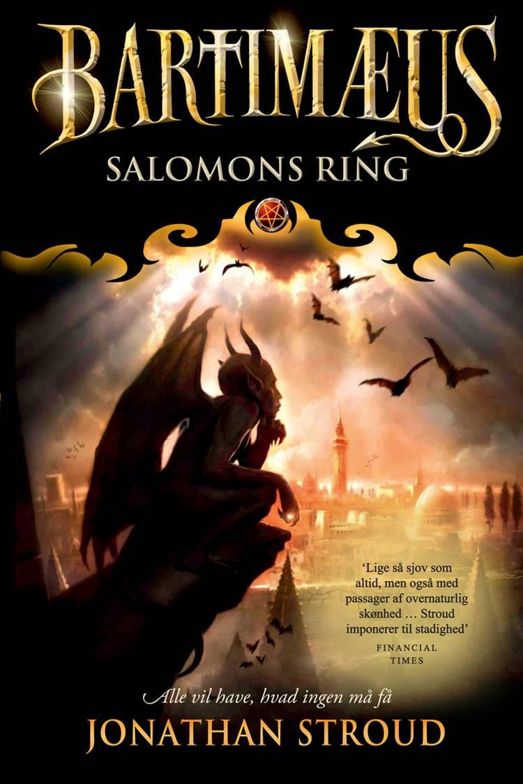 Salomons ring af Jonathan Stroud