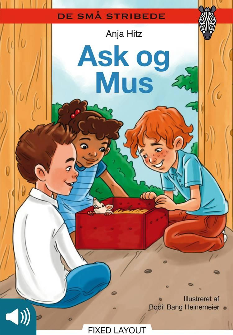 Ask og Mus af Anja Hitz