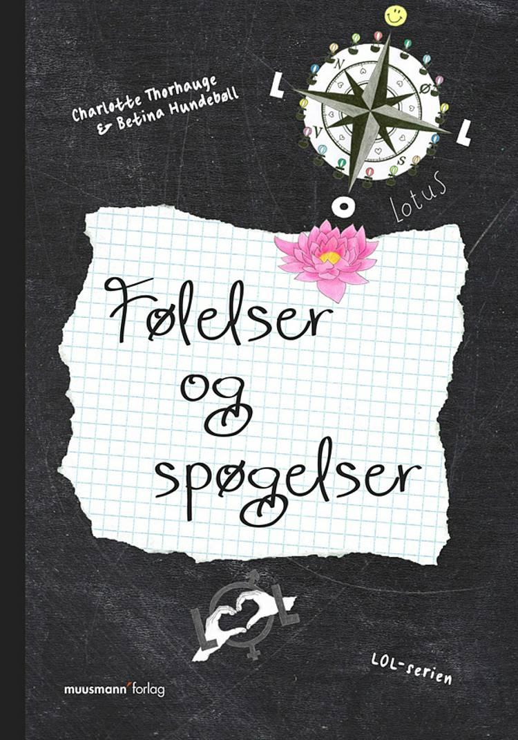 Følelser og spøgelser af Betina Hundebøll og Charlotte Thorhauge