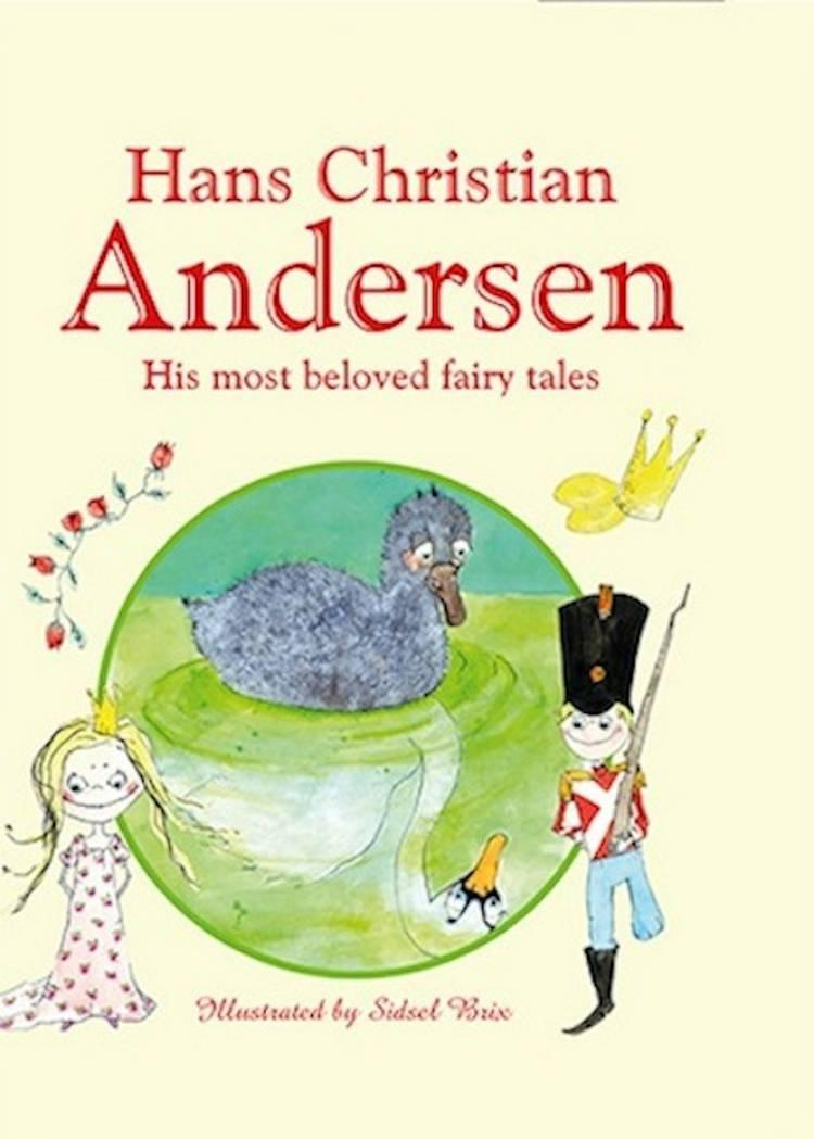 Hans Christian Andersen af Johan de Mylius