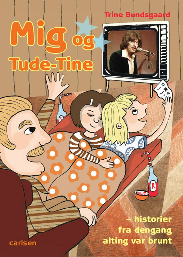 Mig og Tude-Tine af Trine Bundsgaard