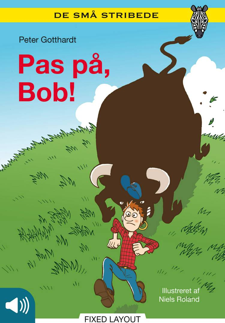 Pas på, Bob! af Peter Gotthardt