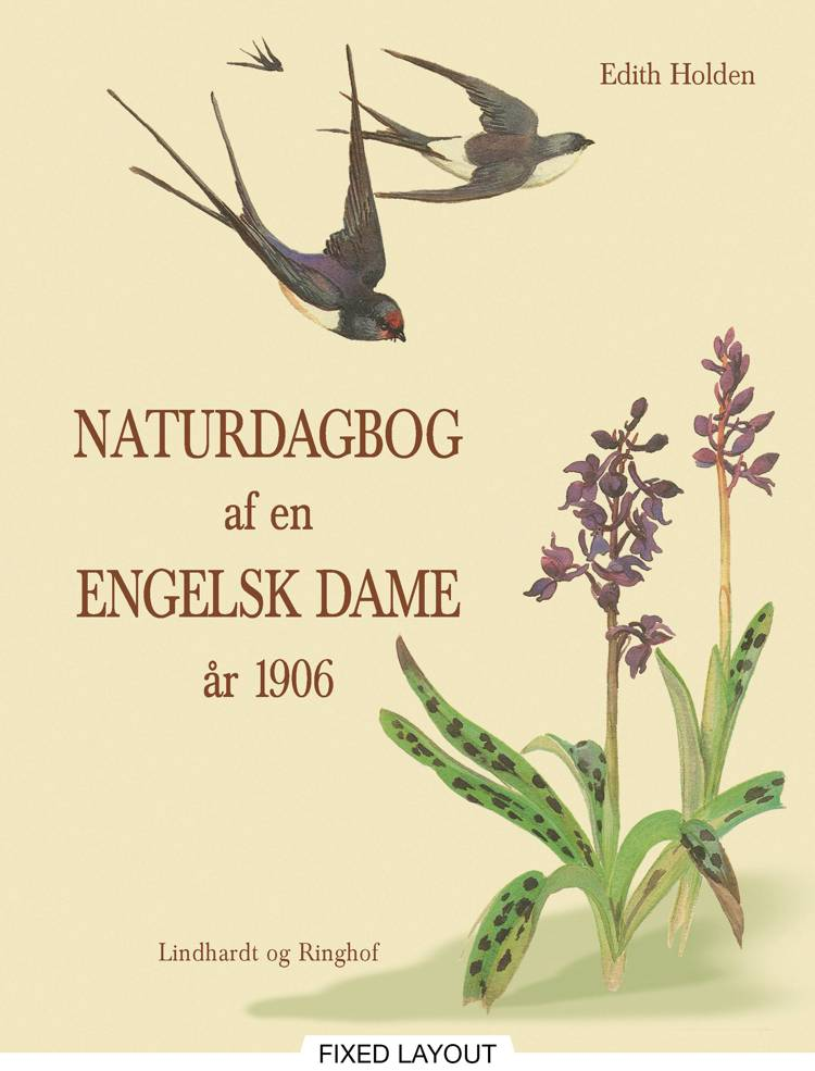 Naturdagbog af en engelsk dame år 1906 af Edith Holden
