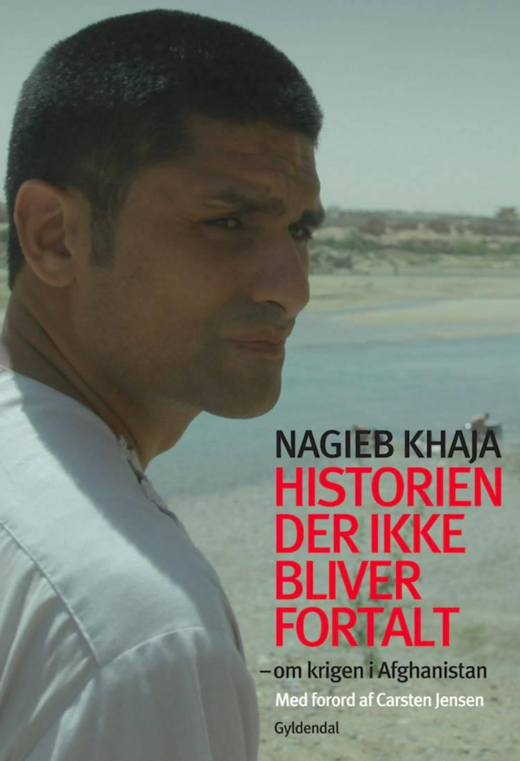 Historien der ikke bliver fortalt af Nagieb Khaja