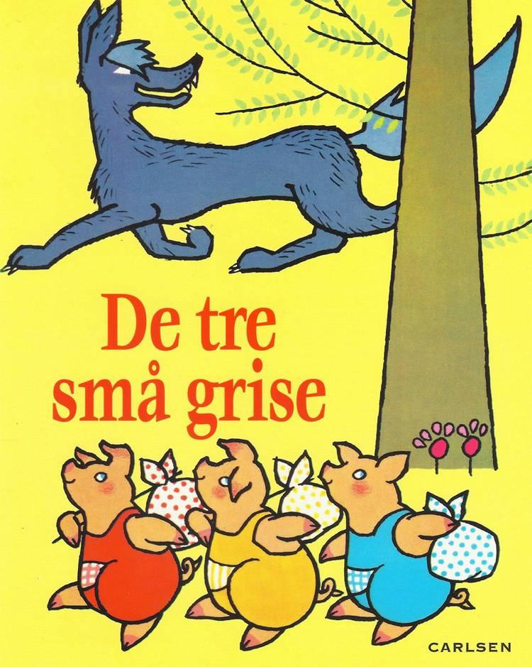 De tre små grise af Torben Gregersen