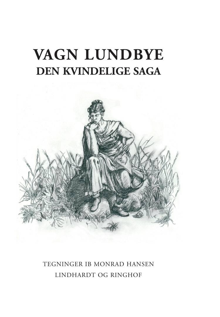 Den kvindelige saga af Vagn Lundbye