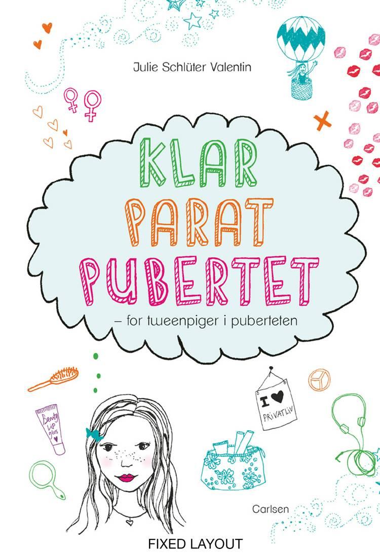Klar parat pubertet af Julie Schlüter Valentin
