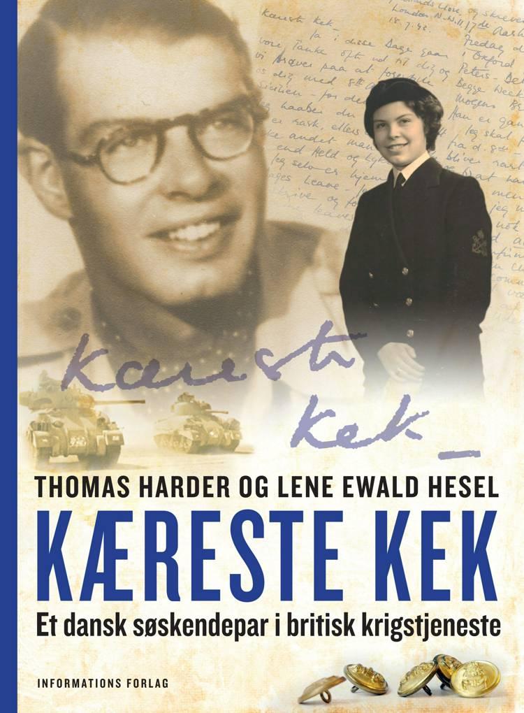 Kæreste Kek af Lene Ewald Hesel og Thomas Harder