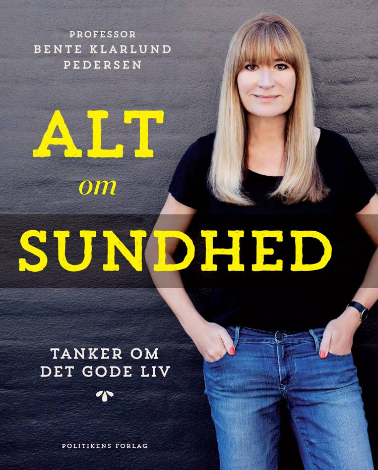 Alt om sundhed af Bente Klarlund Pedersen