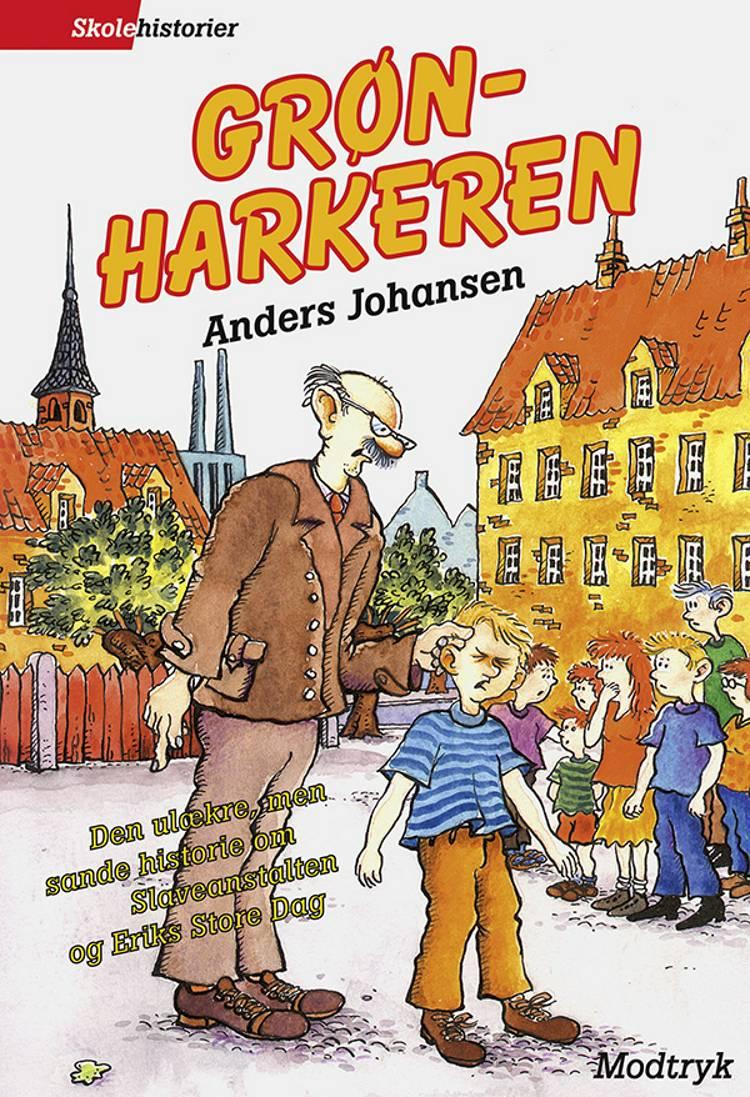 Grønharkeren af Anders Johansen