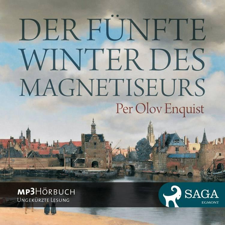 Der fünfte Winter des Magnetiseurs af Per Olov Enquist