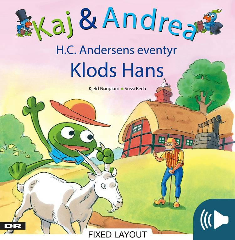 Klods Hans af Kjeld Nørgaard