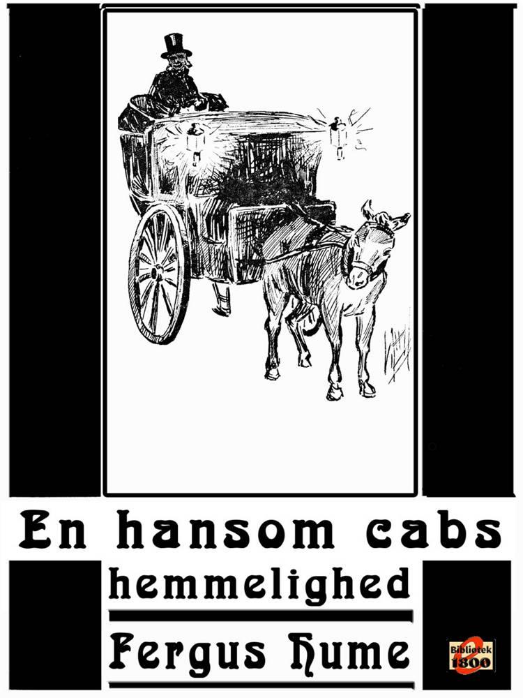 En hansom cabs hemmelighed af Fergus Hume